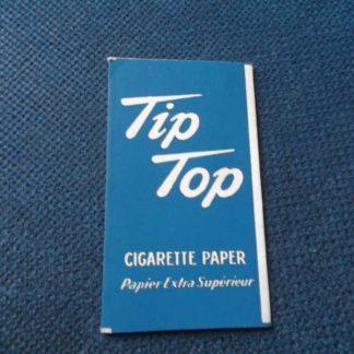 paquet de feuilles à cigarette TIP TOP