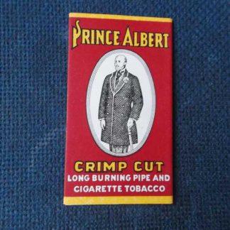 paquet de feuilles à cigarette Prince Albert