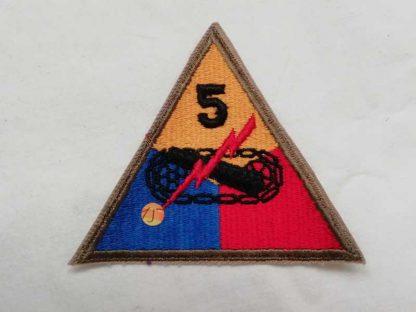 Insigne original 5° ARMORED DIVISION