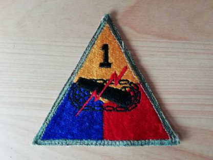 Insigne original 1° ARMORED DIVISION