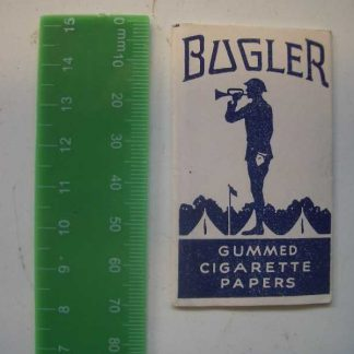 paquet de feuilles à cigarette BUGLER