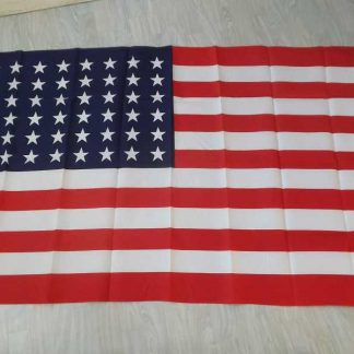 COPIE en nylon du drapeau US 2°GM