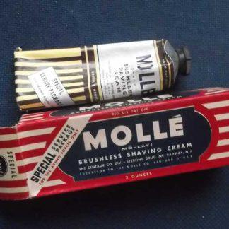 Creme à raser MOLLE