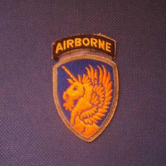 Insigne original 13° AIRBORNE DIVISION (tab détaché)