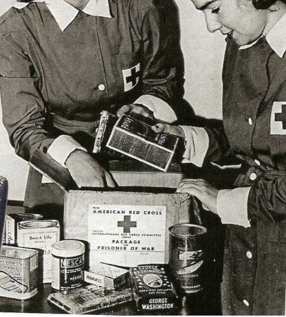 Boite de NESCAFE 5 cm (avant 1943)