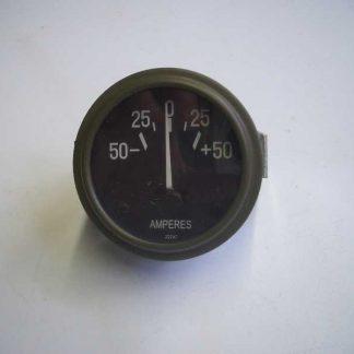 Ampèremètre 6 volts (25/50 amp)