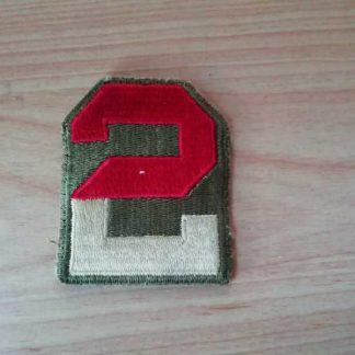 Insigne original 2° ARMY