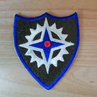 Insigne original 16° ARMY CORPS
