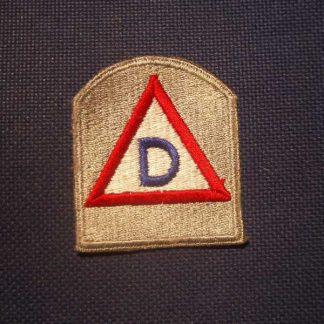 Insigne original 39° INFANTRY DIVISION