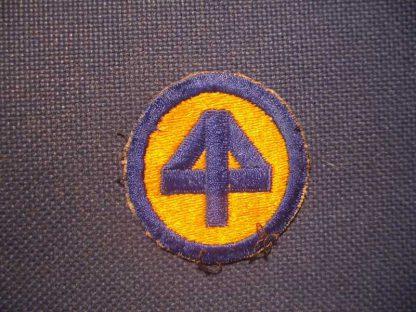 Insigne original 44° INFANTRY DIVISION
