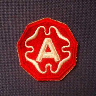 Insigne original 9° ARMY