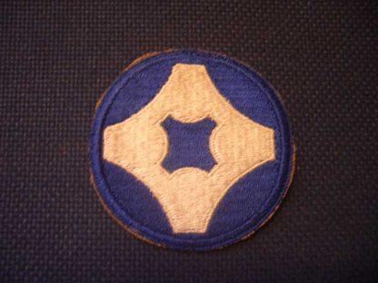 Insigne original 4° SERVICE COMMAND