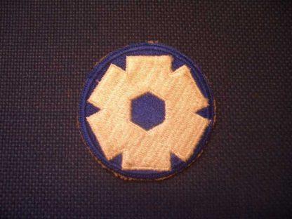 Insigne original 6° SERVICE COMMAND