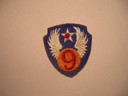 Insigne original 9° AIR FORCE