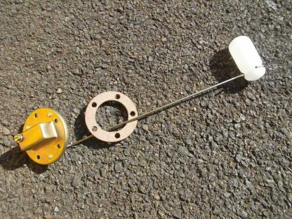Sonde 6 volts sur réservoir essence