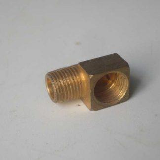 Raccord coudé male/femelle circuit d'huile