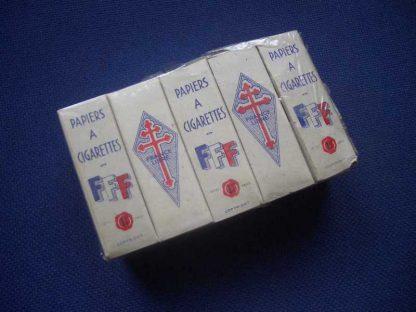Ensemble de 50 paquets de feuilles à cigarettes FFL