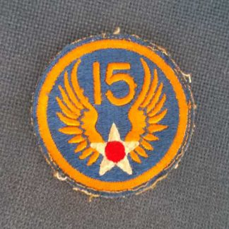 Insigne original 15° AIR FORCE