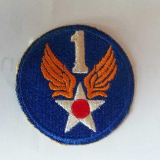 Insigne original 1° AIR FORCE