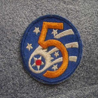 Insigne original 5° AIR FORCE