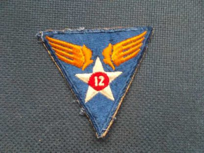 Insigne original 12° AIR FORCE