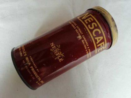 Boite de NESCAFE 15 cm (avant 1943)