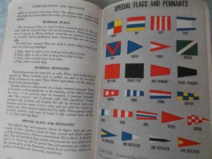 Maunel de l'US NAVY daté 1943