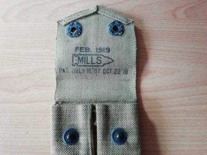 Porte chargeurs de colt 45 daté 1919