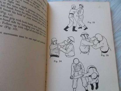 """Rare manuel original """"GET THOUGH"""" daté 1942"""