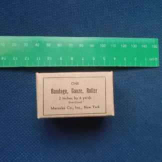 Boite de gaze MARSALES CO. (2inch/6yards)