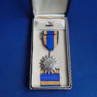 Médaille AIR MEDAL originale en boite