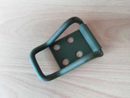 Support AR de hache sur caisse