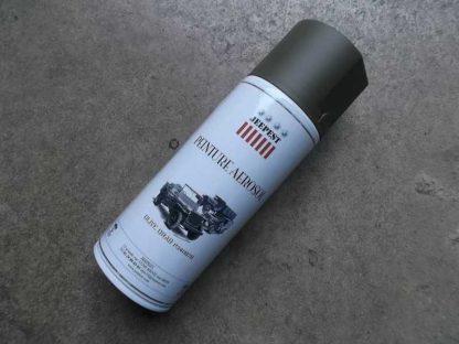 Peinture US olive drab mat en bombe