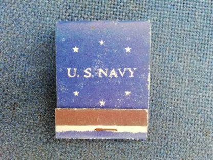 Pochette d'allumettes US NAVY