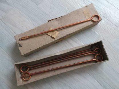 Baguette de nettoyage de Colt 45 et SMITH et WESSON en laiton