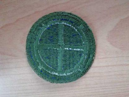 Insigne original 35° INFANTRY DIVISION (green back)