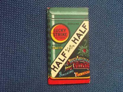 Paquet de feuilles à cigarette HALF and HALF 1er type