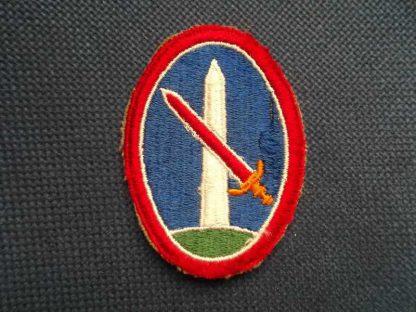 Insigne original DISTRICT of WASHINGTON