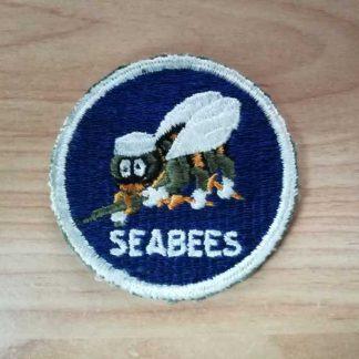 Insigne original SEABEES