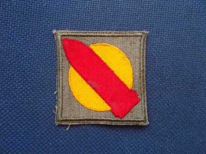 Insigne original 1st NEW ENGLAND DISTRICT