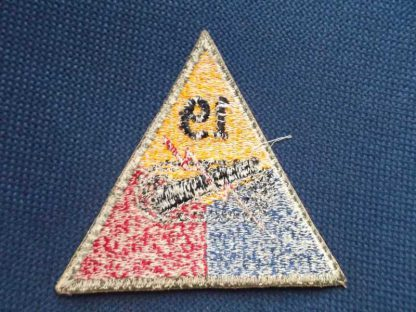 Insigne original 19° ARMORED DIVISION (not active)