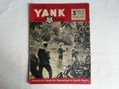 Magazine YANK du 28 novembre 1943