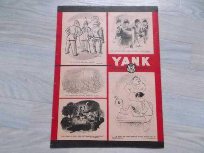 Magazine YANK du 26 novembre 1944 (pacifique)