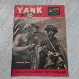 Magazine YANK du 23 mars 1945