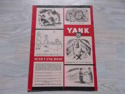 Magazine YANK du 1er juin 1945 (ledo road)