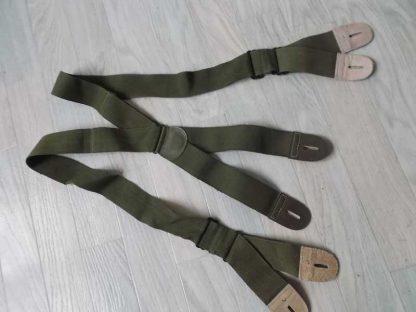 Bretelles de pantalon de 1943