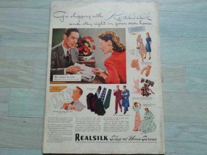 Magazine LIFE du 20 octobre 1941 (hydravion)