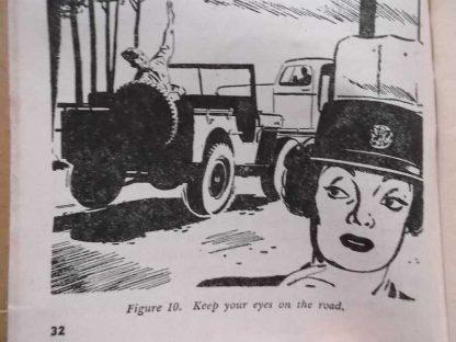 TM 21-305 daté 1944 (driver's manual)