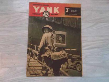 Magazine YANK du 29 juillet 1945 (USMC)