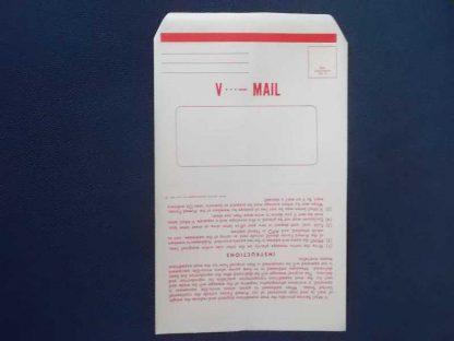 Enveloppe V-MAIL neuve